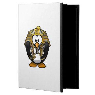 Pingüino lindo de Pharoah del dibujo animado