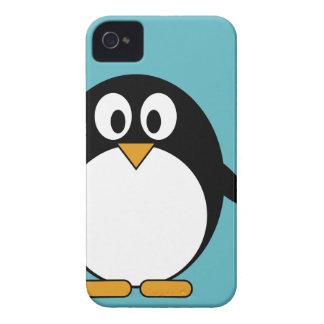 Pingüino lindo del dibujo animado - iPhone 4 4s iPhone 4 Case-Mate Coberturas