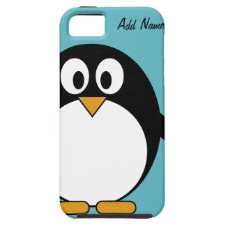 Pingüino lindo del dibujo animado - iPhone 5 Funda Para iPhone SE/5/5s