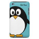 Pingüino lindo del dibujo animado - tacto de iPod iPod Case-Mate Carcasa