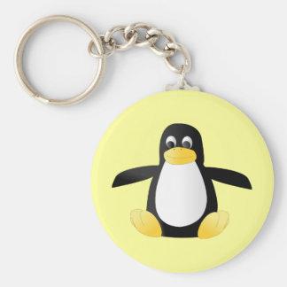 Pingüino Llaveros