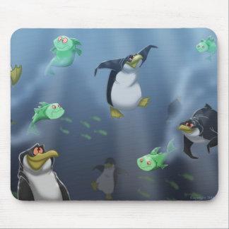 Pingüino Mousepad