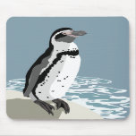 Pingüino Mousepad de Humboldt Tapetes De Raton