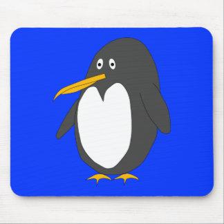Pingüino Mousepad Tapete De Ratón