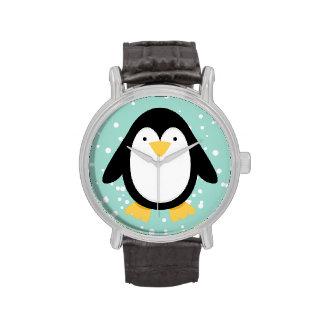 Pingüino PAL Relojes De Mano