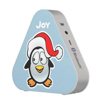Pingüino Papá Noel Altavoz Bluetooth