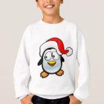Pingüino Papá Noel Playeras