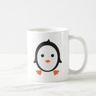 Pingüino - penguin taza clásica