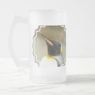 Pingüino perfecto taza