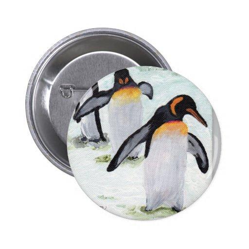 Pingüino Pin