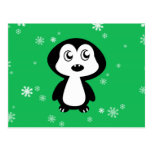 Pingüino Postales