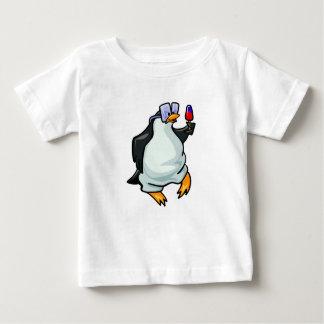Pingüino rechoncho remeras