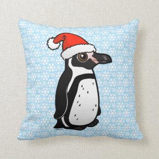 Pingüino Santa de Humboldt Almohada