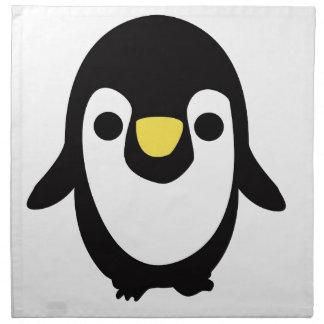 Pingüino Servilletas
