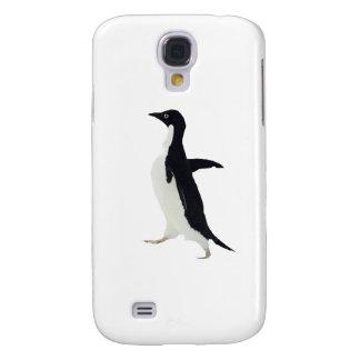 Pingüino social torpe funda para galaxy s4