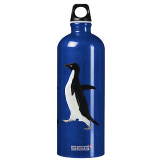 """Pingüino social torpe (""""personalizar"""" para añadir botella de agua"""