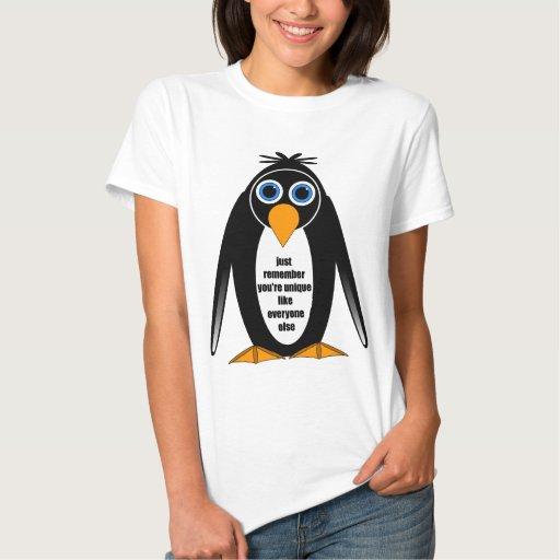 pingüino t-shirt