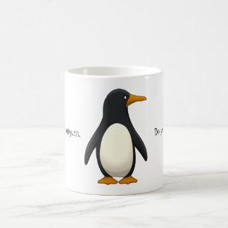 Pingüino Taza