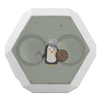 Pingüino Viking Altavoces Bluetooth Blancos Boombot REX