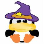 pingüino witchy de los goofkins escultura fotografica