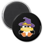 pingüino witchy de los goofkins imanes para frigoríficos