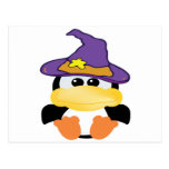 pingüino witchy de los goofkins postales