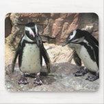Pingüinos Alfombrilla De Raton
