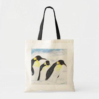 Pingüinos Bolsas De Mano