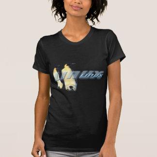 Pingüinos de Linux Camisetas