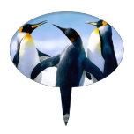 Pingüinos Figuras De Tarta