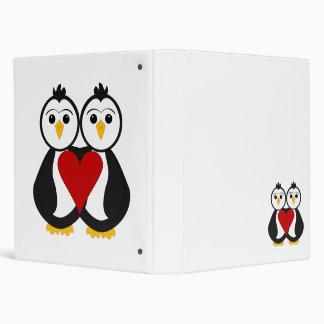 "Pingüinos lindos en amor carpeta 1"""