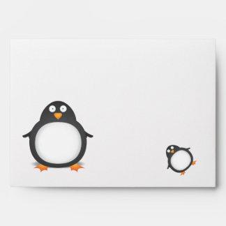 Pingüinos Sobres