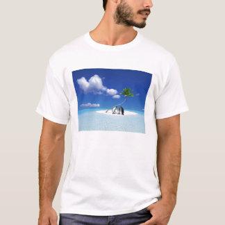 pinguins tropicais T-Shirt