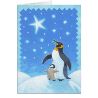 Pinguins under the ASTRE Card