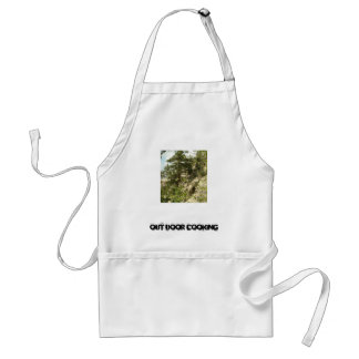 PINION PINE, OUT DOOR COOKING ADULT APRON