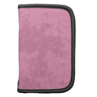 Pink2 Soft Grunge Design Folio Planner
