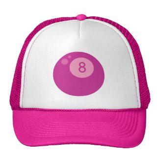 pink8ball gorras de camionero