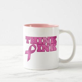 pink_03 taza de dos tonos