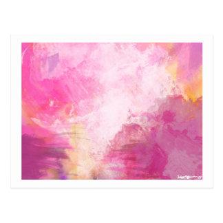 Pink 13 postcards