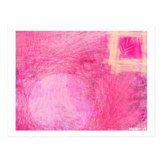 Pink 20 postcards