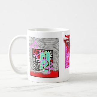 Pink 365 classic white coffee mug