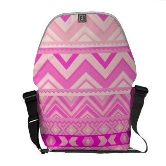 Pink #5 - Aztec Bag