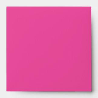 Pink 5x5 Envelope