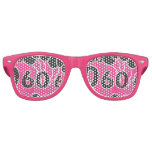 PINK 60th Birthday Wayfarer Sunglasses