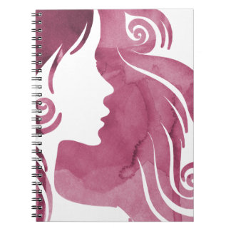pink-9309 libro de apuntes con espiral