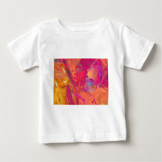 PINK ABSTRACTION BABY T-Shirt