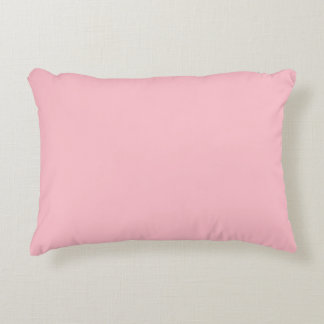 Pink Accent Pillow