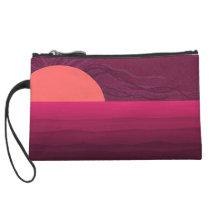 Pink Accessories Wristlet Wallet