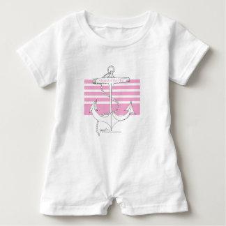 pink admiral of the fleet, tony fernandes baby romper