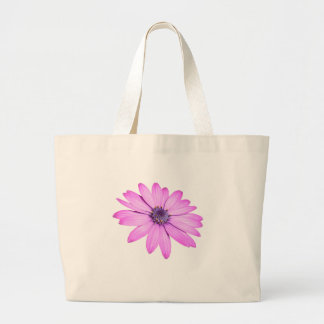Pink Afrıcan Daisy With Transparent Background Tote Bag